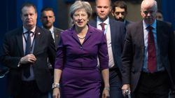 Theresa May Tells Tories She Will Be Prime Minister For The 'Long