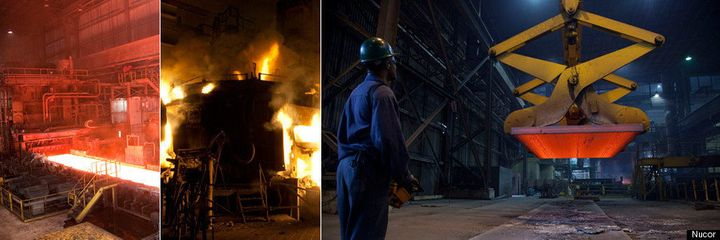 American Steel Blames China for Sagging Fortunes   HuffPost