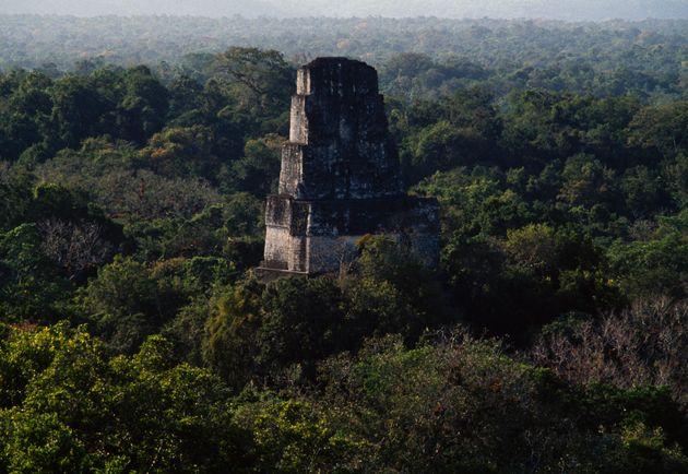 Άνευ προηγουμένου μελέτη στη Γουατεμάλα αποκαλύπτει την αληθινή έκταση του πολιτισμού των