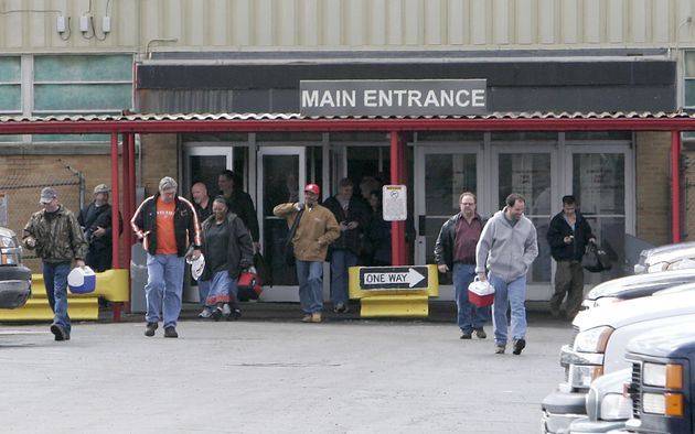 United Auto Workers Membership Increases For First Time In Six Years