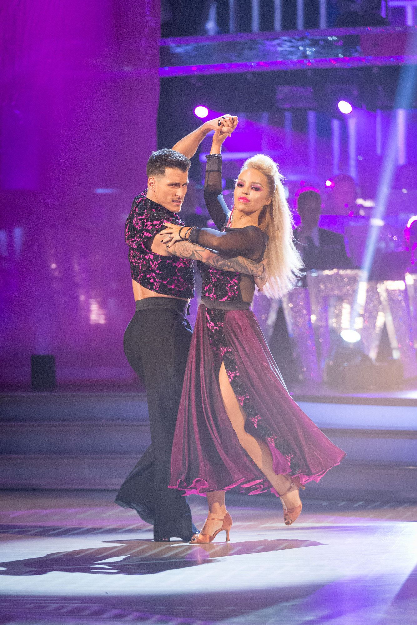 Katie Piper Says She's Finding 'Strictly' Particularly Difficult Amid 'Personal' And 'Legal'