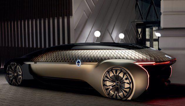 EZ Ultimo, comment Renault voit la voiture autonome de luxe de