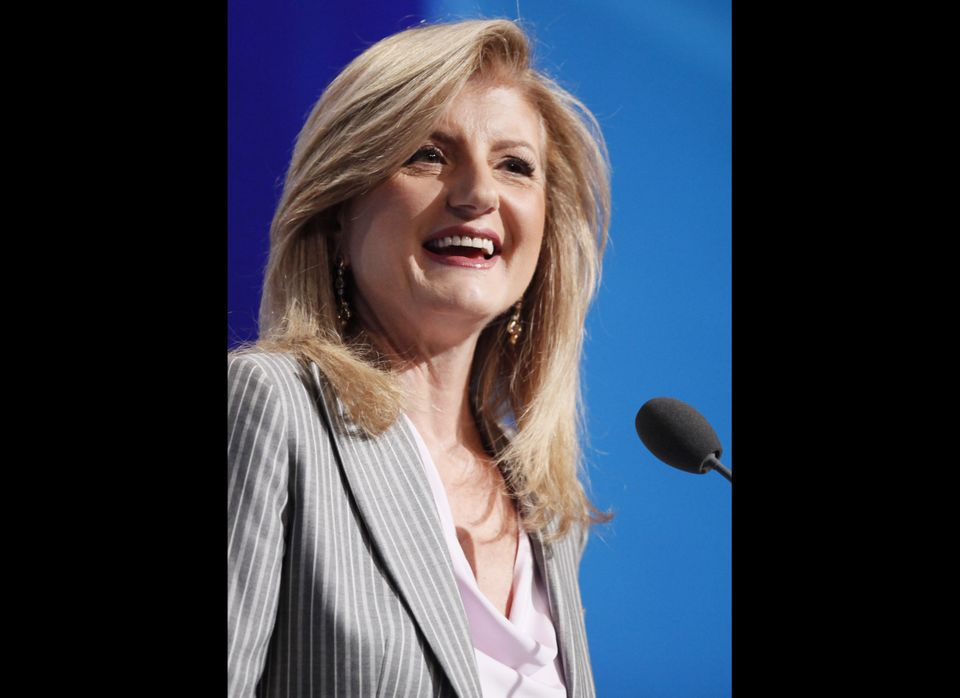 "When Arianna Huffington is looking for inspiration, she goes to sleep. ""There are many, many great ideas locked inside of us,"