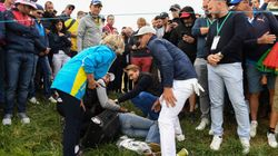 Ryder Cup Spectator 'Loses Sight In One Eye' After Being Hit By Brooks Koepka Tee