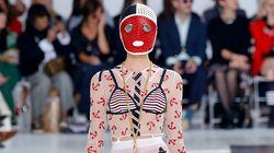 Fashion Week de Paris: Ce défilé est un spectacle absolument