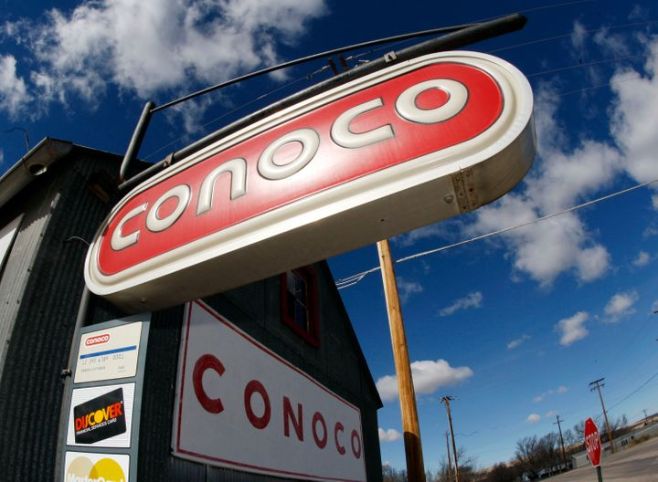 Conocophillips Nations Third Largest Oil Company To Split In Two