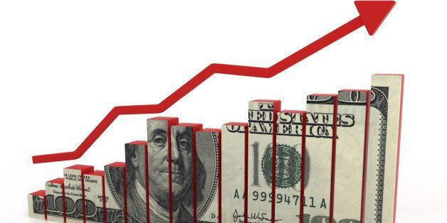 dollar growth diagram