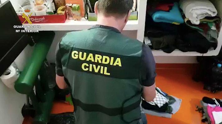 Espagne: Un groupe lié à Daech et actif dans des prisons espagnoles a été démantelé