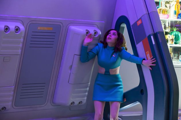 'USS Callister' won Outstanding TV Movie at the Emmys this
