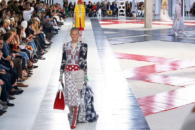 Fashion Week de Paris: le défilé Thom Browne est un spectacle absolument