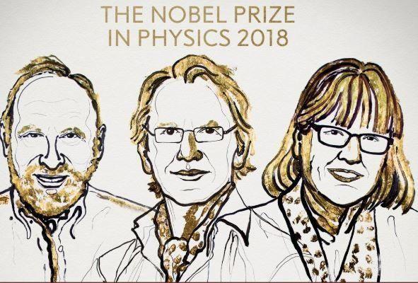 Τρεις φυσικοί μοιράστηκαν το Νόμπελ Φυσικής για τις ακτίνες