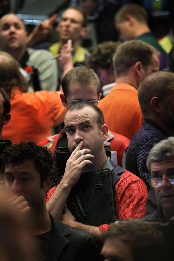 Dow Jones Sees Worst Week Since Financial Crisis   HuffPost