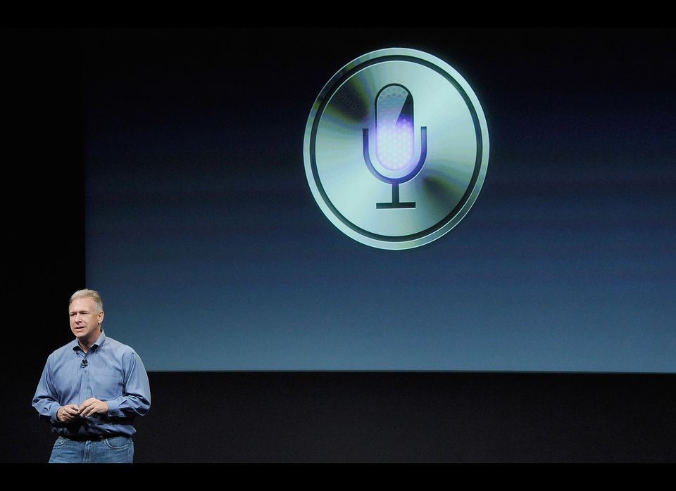 "Apple debuted the <a href=""http://www.huffingtonpost.com/2011/10/04/siri-apple-iphone-4s-voice-personal-assistant_n_994605.ht"