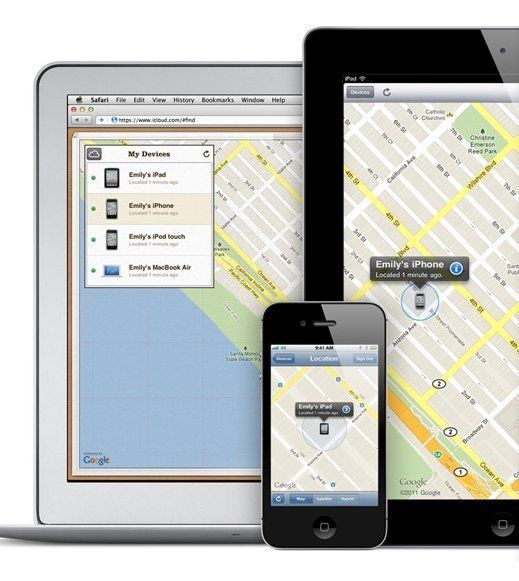 iCloud's Find My iPhone Is Perfect For The Forgetful iPhone