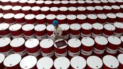Le pétrole reprend son souffle, la baisse des exportations iraniennes