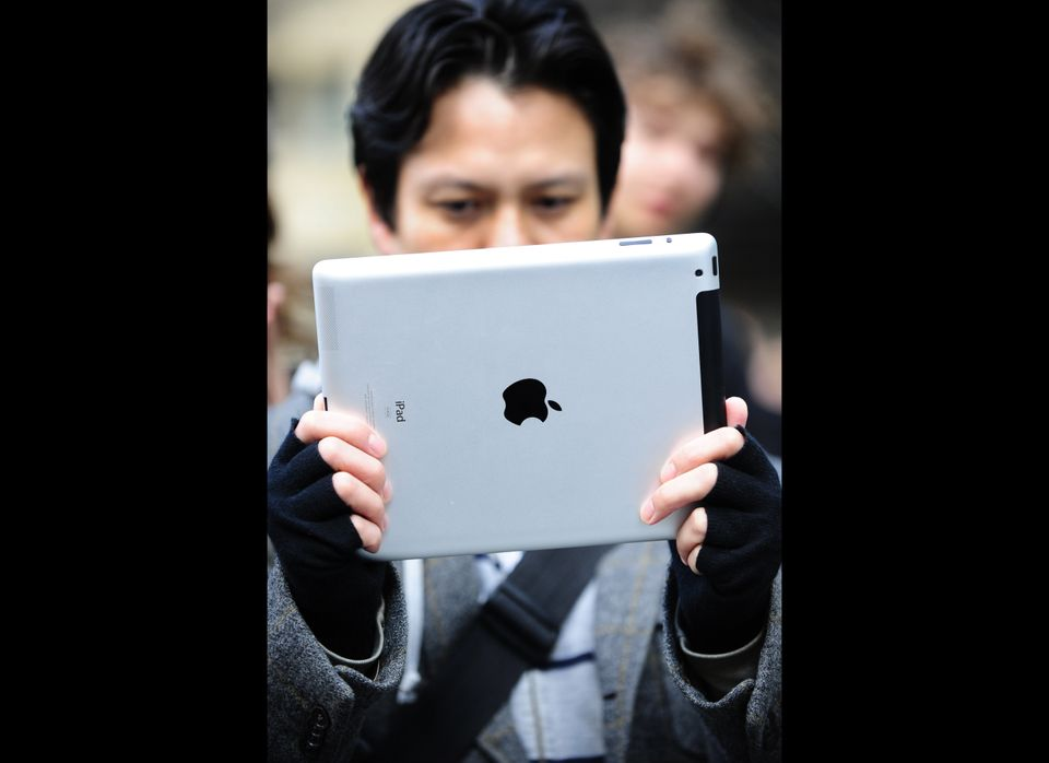 """Just about everyone with a mouse and keyboard (or finger and touchscreen) thinks <a href=""""https://www.huffpost.com/entry/ipad"""