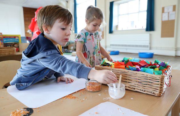Children Who Go To Nursery Develop Fewer Behavioural Issues, Study