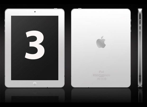 "After months and months of silly ""iPad 3"" speculation and guesswork, several respected news sources are reporting that the iP"