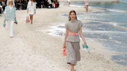 Εβδομάδα Μόδας Παρισιού: Η Σανέλ μετέτρεψε το Γκραν Παλέ σε μια τεράστια