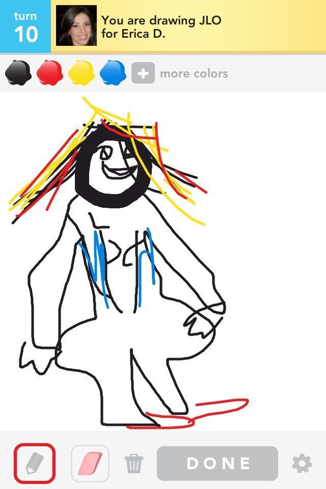 Draw Something, New Hit Game, Makes Losing Fun  That's Why It Wins