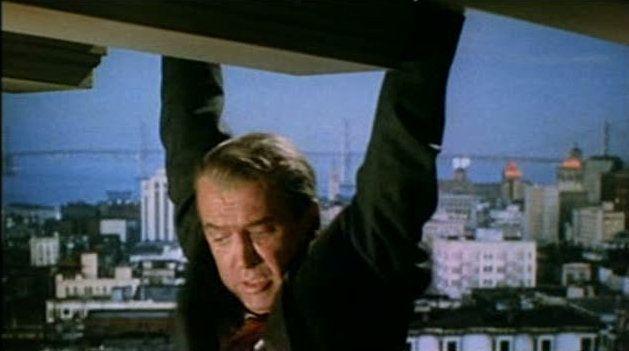 1958 theatrical trailer for the film Vertigo  Frame taken from http://www. ... org/details/HitchcockTrailers | Author Alfred