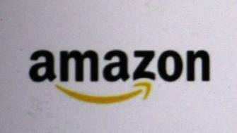 "FEBRUARY 27, 2014 - BERLIN: the logo of the brand ""Amazon""."