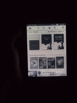 Kindle Paperwhite Review: Amazon's New Kindle Has A Screen That