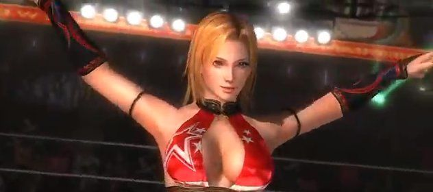 Dead Or Alive 5' Characters Have Bigger Breasts Because Team