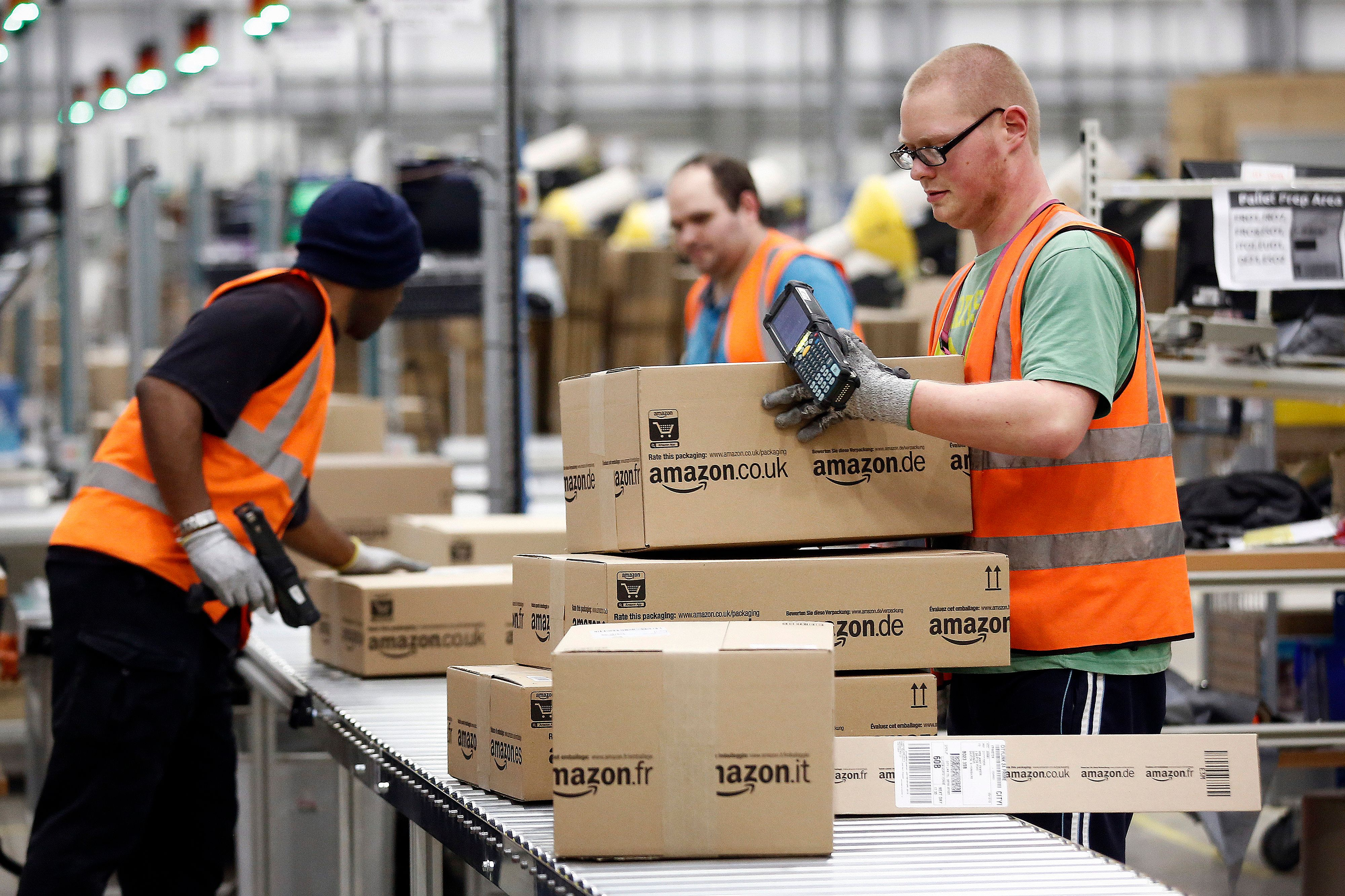 Amazon will raise company's minimum wage to $15 for all United States employees