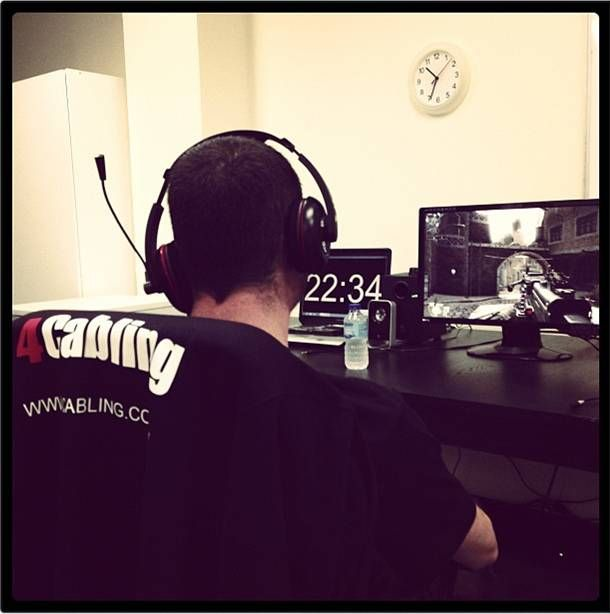 """Okan Kaya beat the record for playing """"Call of Duty: Black Ops 2"""". Kaya played continuously for 135 hours and 50 minutes."""