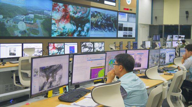 이번 주말, 태풍 콩레이가 한반도를