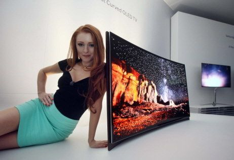 "Warning: Curves ahead!  Samsung and LG <a href=""https://www.huffpost.com/entry/curved-televisions-by-samsung-lg_n_2434123"">bo"