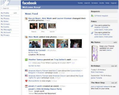 Facebook News Feed Timeline: A Look at Changes Through the