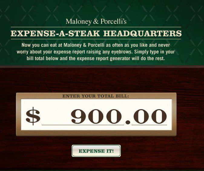 Fake Your Expense Reports Ny Restaurant S Recession Helps You Fudge Receipts Photos