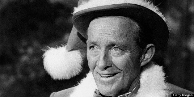 BING CROSBY AND THE SOUND OF CHRISTMAS -- Aired: 12/14/71 -- Pictured: Bing Crosby  (Photo by NBC/NBCU Photo Bank via Getty I