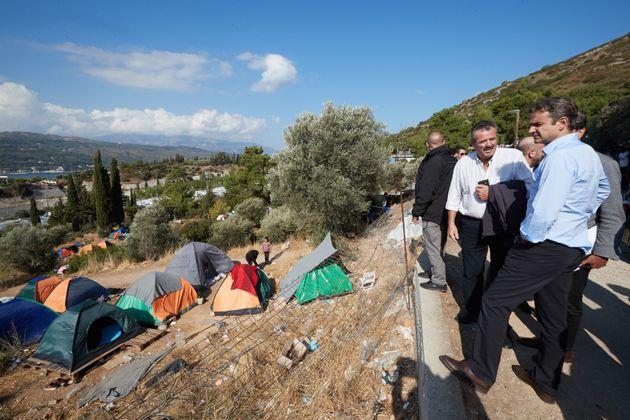 Μητσοτάκης: Εκκωφαντική αποτυχία της κυβέρνησης στην αντιμετώπιση του