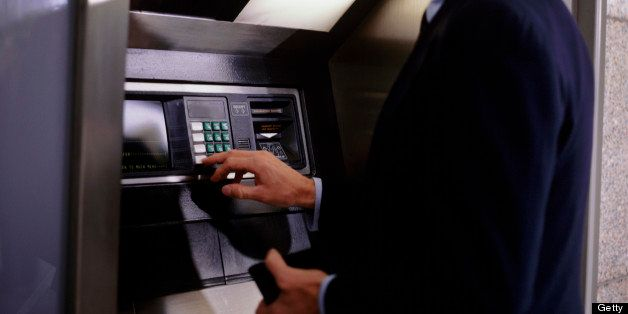 The Worst ATM PIN Number Is 1234: