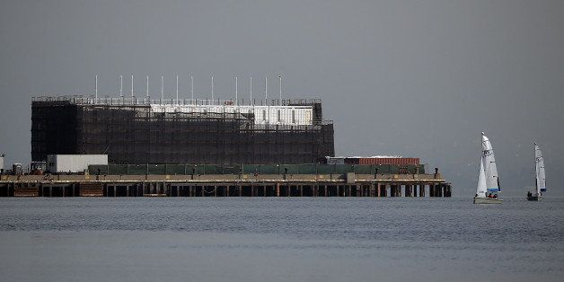 Google Has Its Own Barge, And Isn't Telling Anyone What's On It