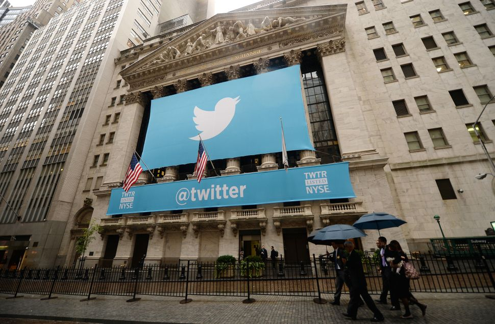 Twitter has been held responsible for riots and revolutions — and this year it became a publicly traded company. Stock price