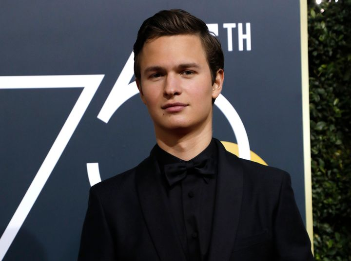 "Ansel Elgort is set to star as Tony in Steven Spielberg's remake of the classic musical ""West Side Story."""