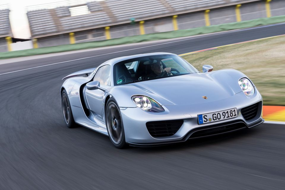 "<br>The last supercar Porsche produced was the ludicrous 605-horsepower Carrera GT, a car that <a href=""http://news.drive.com"