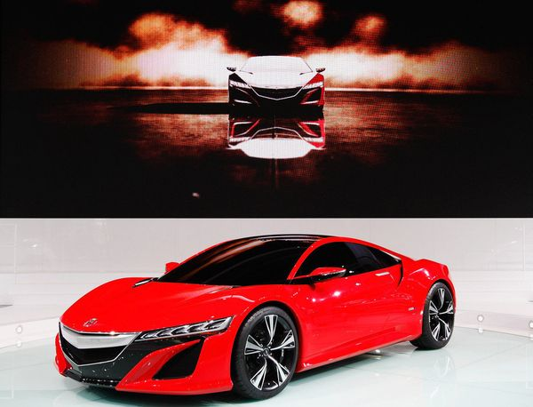 "<br>So far, we've only seen the <a href=""http://www.acura.com/future#1"" target=""_blank"">Acura NSX</a> in concept form. And wh"