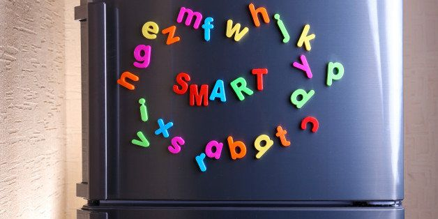 word smart spelled out using...