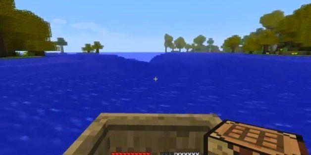 Intrepid Gamer Attempts To Find Edge Of Minecraft World