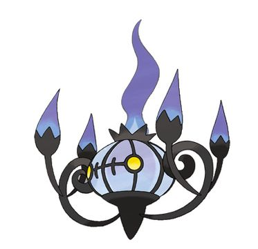 <br>Type: Ghost, Fire <br>Skill: Hypnotizes prey by waving its arms, then absorbing their spirit to burn as fuel. <br>Why is