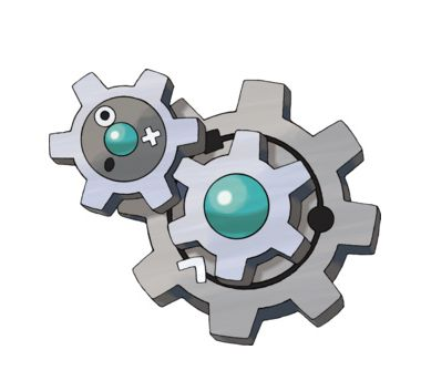 <br>Type: Steel <br>Skill: Launches minigears at foes, boomerang-style. If a minigear doesn't come back, it dies. <br>Making