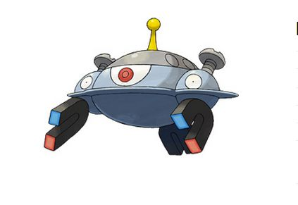 <br>Type: Electric, Steel <br>Skill: Generates magnetism. <br>Aside from a lackluster number of skills, Magnezone's descripti