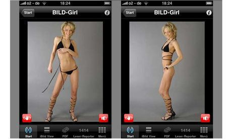 Publishers Fight Apple Over Striptease iPhone App | HuffPost