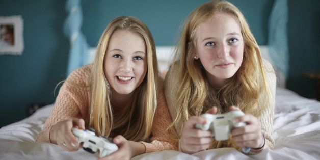 Women Play Video Games. Can We Cut The Sexist Crap