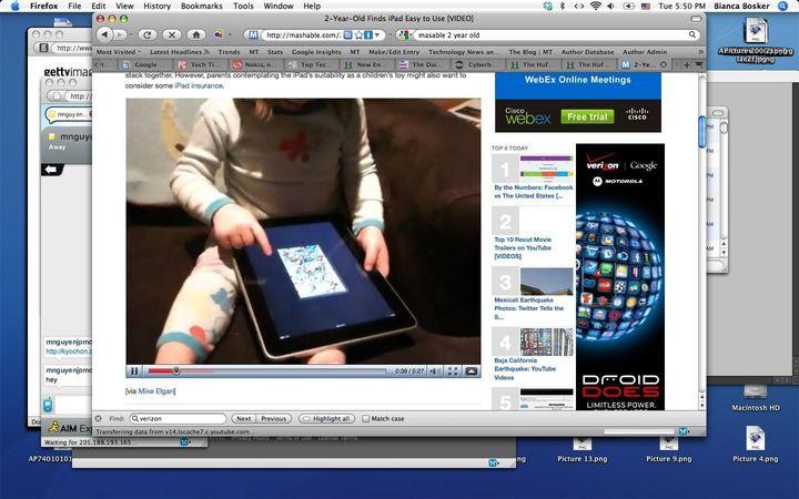 iPad Experiences WiFi Woes | HuffPost